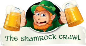 Shamrock Crawl logo