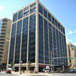 1600 Wilson Blvd, the location of Skyline Wellness