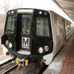 7000 series Metro train