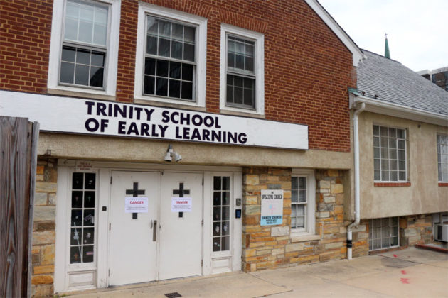 The Trinity School of Early Learning