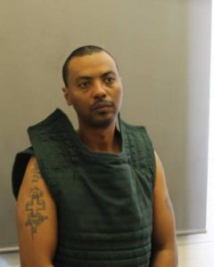 Wossen Assaye (photo via Fairfax County Police)