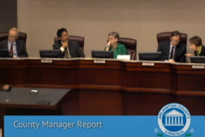 The Arlington County Board at its March 17 meeting