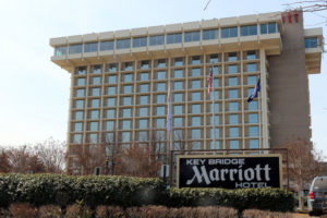 The Key Bridge Marriott