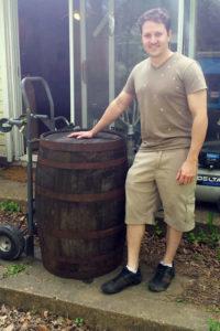Metropole Brewing founder Michael Katrivanos (photo via Facebook)