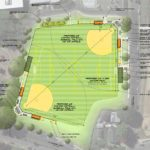Tuckahoe Park field renovation plan