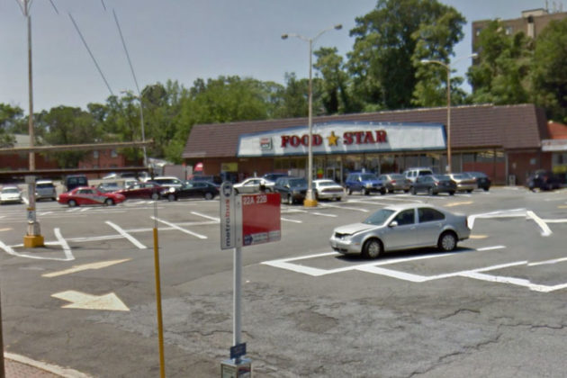 The existing Food Star on Columbia Pike