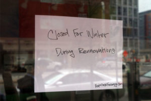 The FroZenYo in Ballston might not reopen