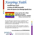 KeepingFaithFullPageFlyer