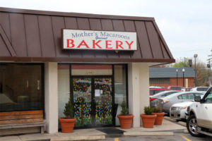 Mother's Macaroons bakery in the Lee-Harrison shopping center (file photo)