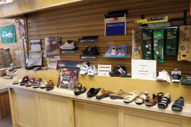 Public Shoe Store, at 3137 Wilson Blvd, will be closing soon