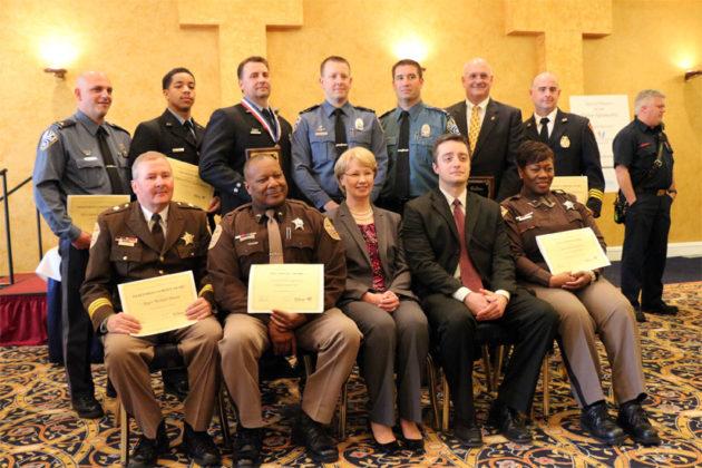 The winners of the 2015 Valor Awards
