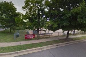 Arlington Girls Softball Association's fields at Arlington Traditional School