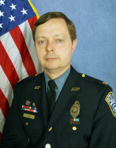 Chief Jay Farr (photo via Arlington County)