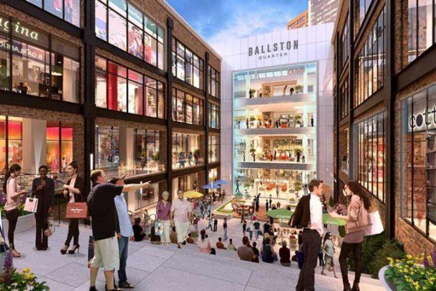 Ballston Quarter rendering