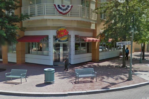 Johnny Rockets in Shirlington (photo via Google Maps)