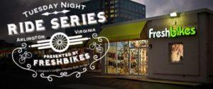 Tuesday Night Ride logo