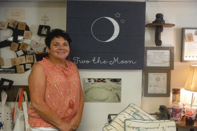 Store owner Johanna Braden
