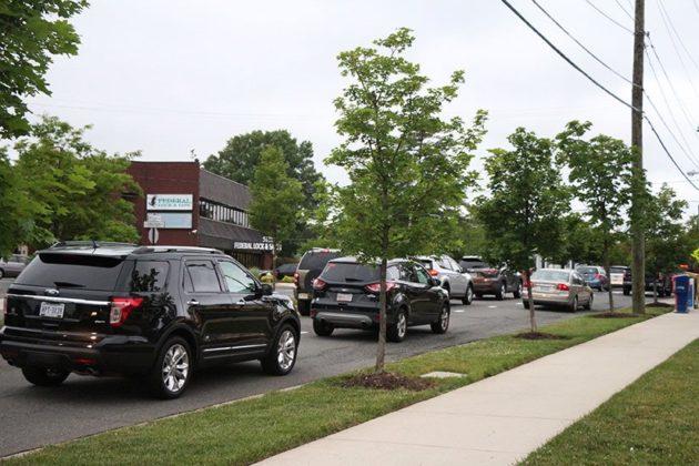 Traffic on Wilson Blvd