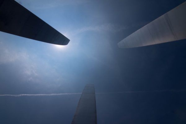 Air Force Memorial (Flickr pool photo by Brian Irwin)