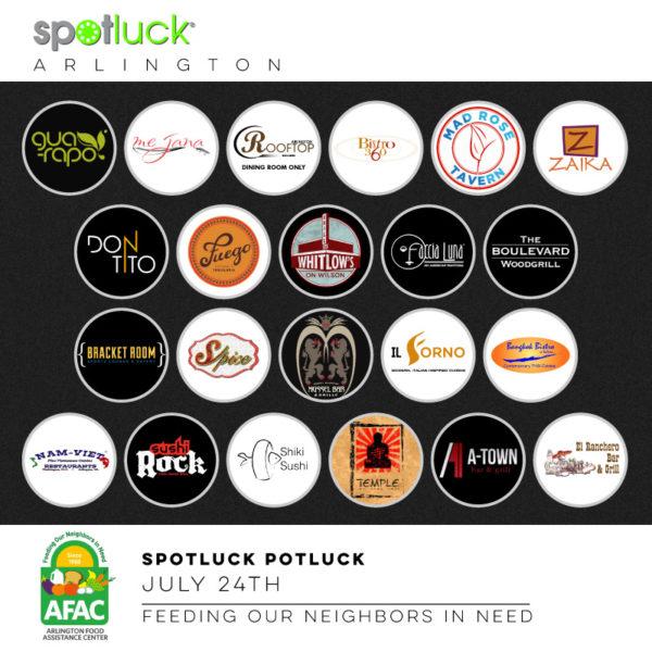 Spotluck Potluck