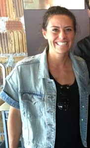 Ali Krieger (photo courtesy Scott Parker)