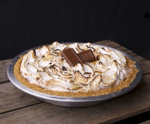 S'mores pie from Livin' the Pie Life