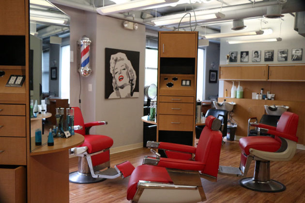 American Pinup Academy workspace