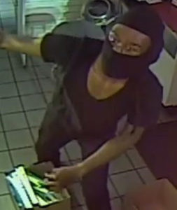 Robbery suspect (Courtesy of ACPD)