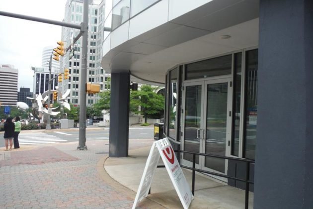 TargetExpress will be located in Rosslyn.
