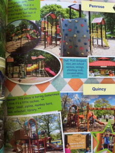 Penrose and Quincy Park ranking (Courtesy of H.K. Park)