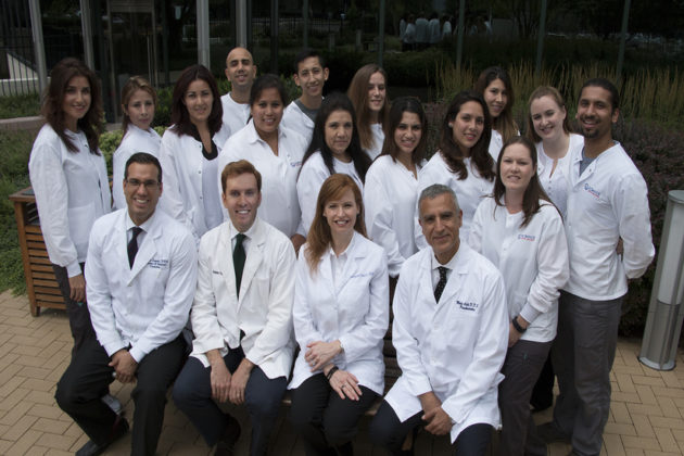 The staff of Ideal Dental Solutions McLean and Arlington Locations