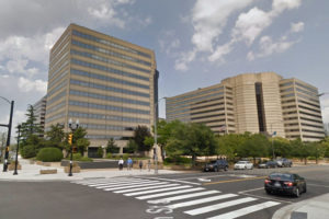 TSA headquarters in Pentagon City (photo via Google Maps)