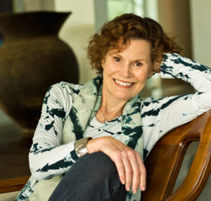 Judy Blume (Courtesy of Elena Seibert and the Arlington Public Library)