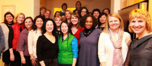 Members of Arlington Women Entrepreneurs (Courtesy of Karen Bates)