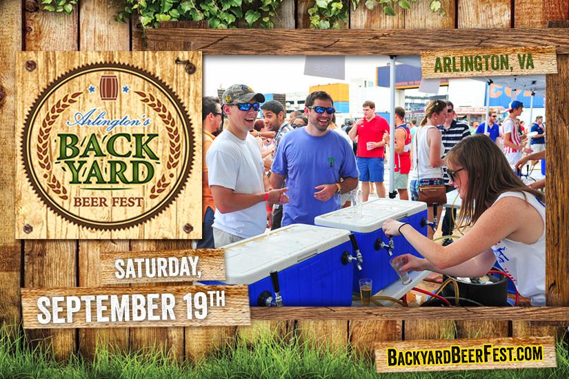 backyard beer fest