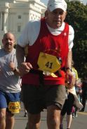 Al Richmond (photo via Marine Corps Marathon)
