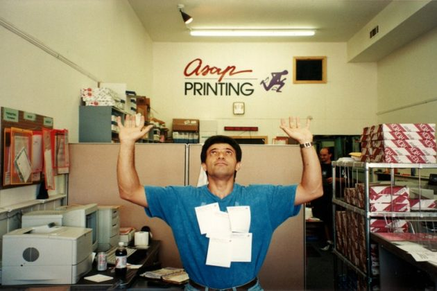 Mo Shiekhy included new and archival photos from the ASAP Printing Scrapbook.