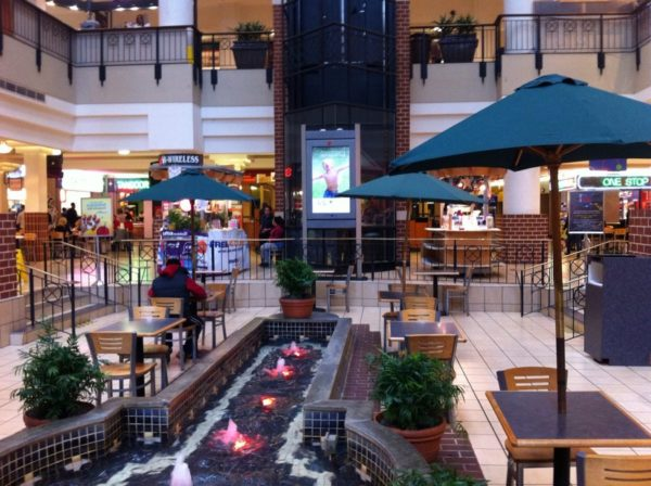 Ballston Common Mall food court (Flickr pool photo by Joe Green)
