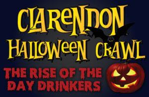 Halloween Bar Crawl logo