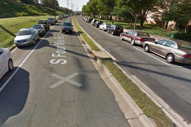 Four Mile Run Drive (Via Google Maps)