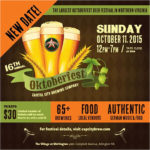 Shirlington Oktoberfest new date