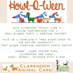 Howl-O-Ween Clarendon Animal Care