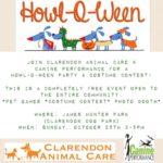 Howl-O-Ween Clarendon Animal Care
