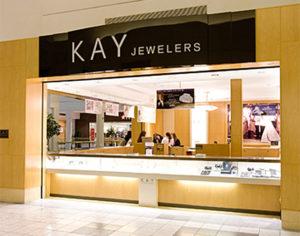 Kay Jewelers store (photo via Kay Jewelers)