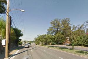 Lee Highway Streetlight (via Google Maps)