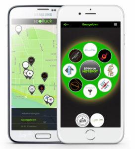 Spotluck app