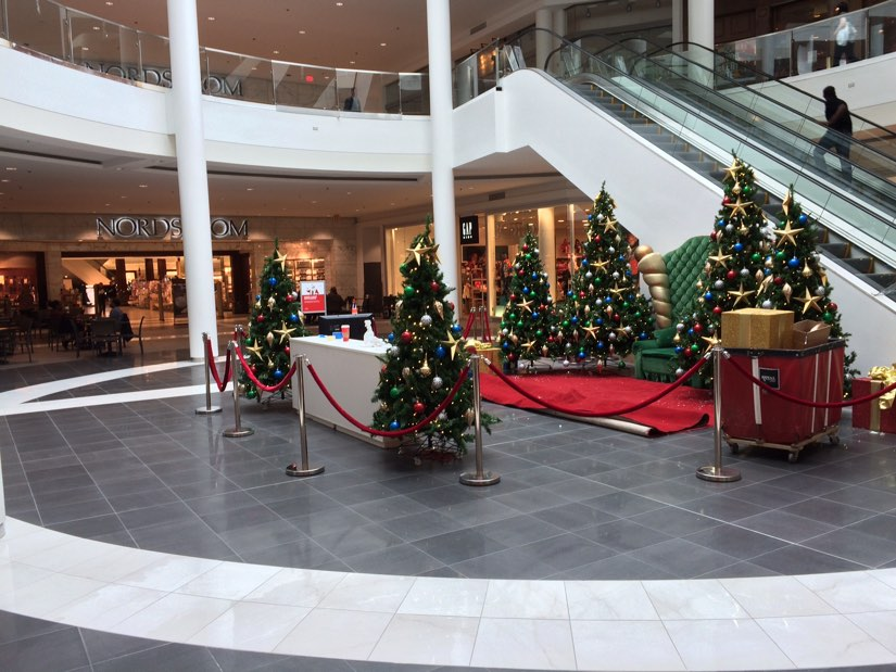 Pentagon City Mall Thanksgiving Hours