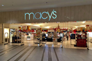 Macy's store at the Fashion Centre at Pentagon City mall