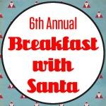 Hilton Breakfast with Santa