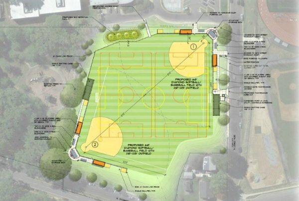 Tuckahoe Park Renovation Plan v. 2